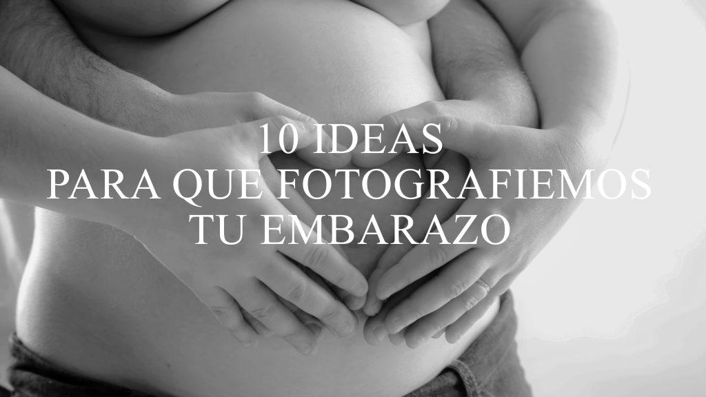 Ideas fotografía embarazo fotografo-bebes.es