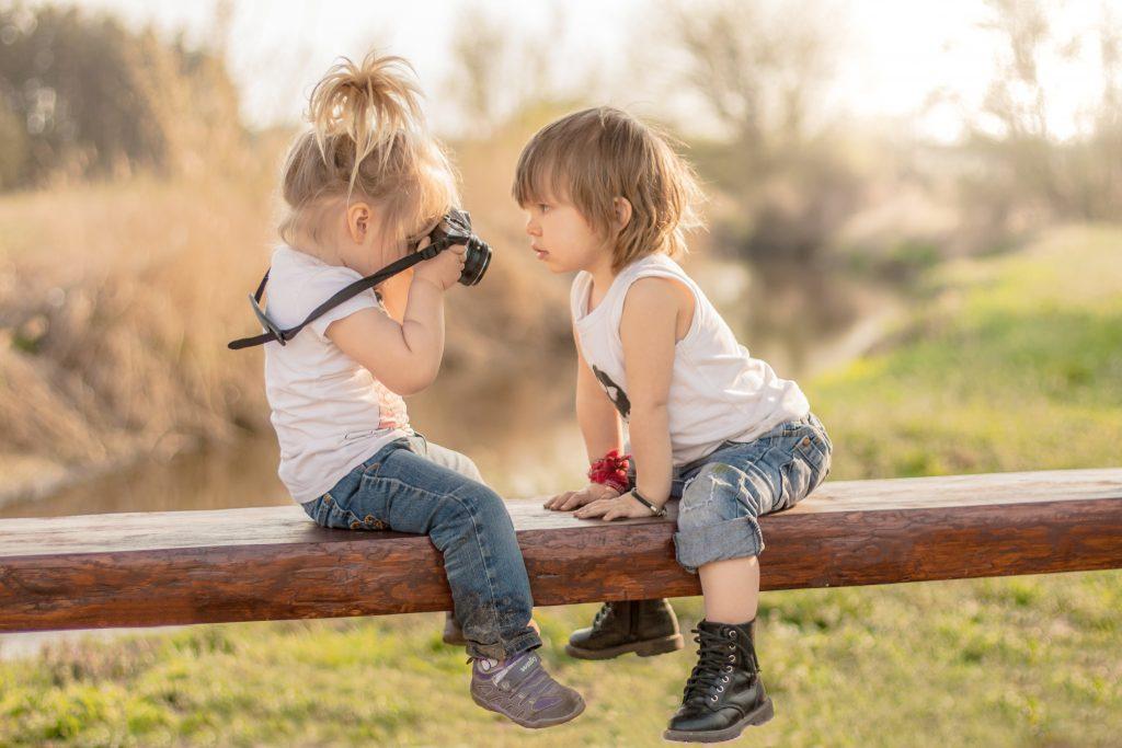 Qué cámara fotográfica regalar a un niño fotografo-bebes.es